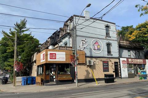 Commercial property for sale at 296 Gerrard St Toronto Ontario - MLS: C4593926
