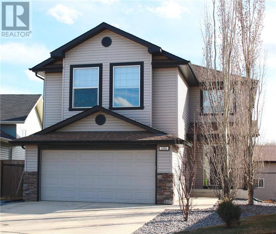 House for sale at 296 Jenner Cres Red Deer Alberta - MLS: ca0162860