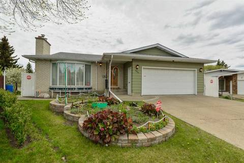 House for sale at 296 Lee_ridge Rd Nw Edmonton Alberta - MLS: E4157884
