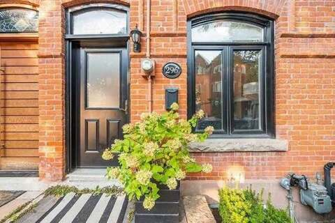 Townhouse for sale at 296 Logan Ave Toronto Ontario - MLS: E4922029