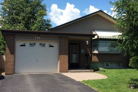 House for sale at 296 Nipigon St Oshawa Ontario - MLS: E4489650