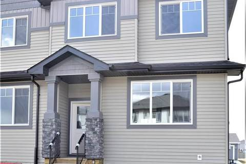 Townhouse for sale at 296 Rolston Wd Leduc Alberta - MLS: E4152977