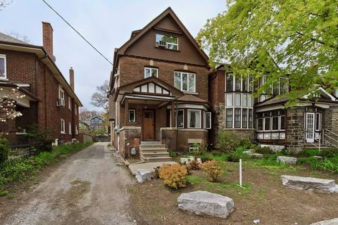 Townhouse for sale at 296 Runnymede Rd Toronto Ontario - MLS: W4456446