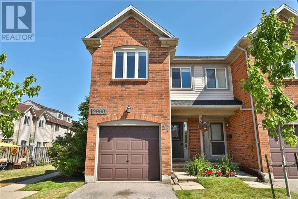 Townhouse for rent at 2960 Headon Forest Dr Burlington Ontario - MLS: 30806299