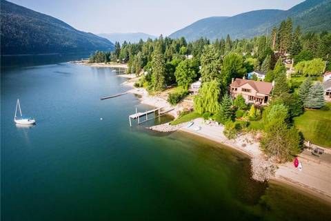 House for sale at 2960 Lower Six Mile Rd Nelson British Columbia - MLS: 2436898