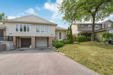 Townhouse for sale at 2960 Oslo Cres Mississauga Ontario - MLS: W4916936