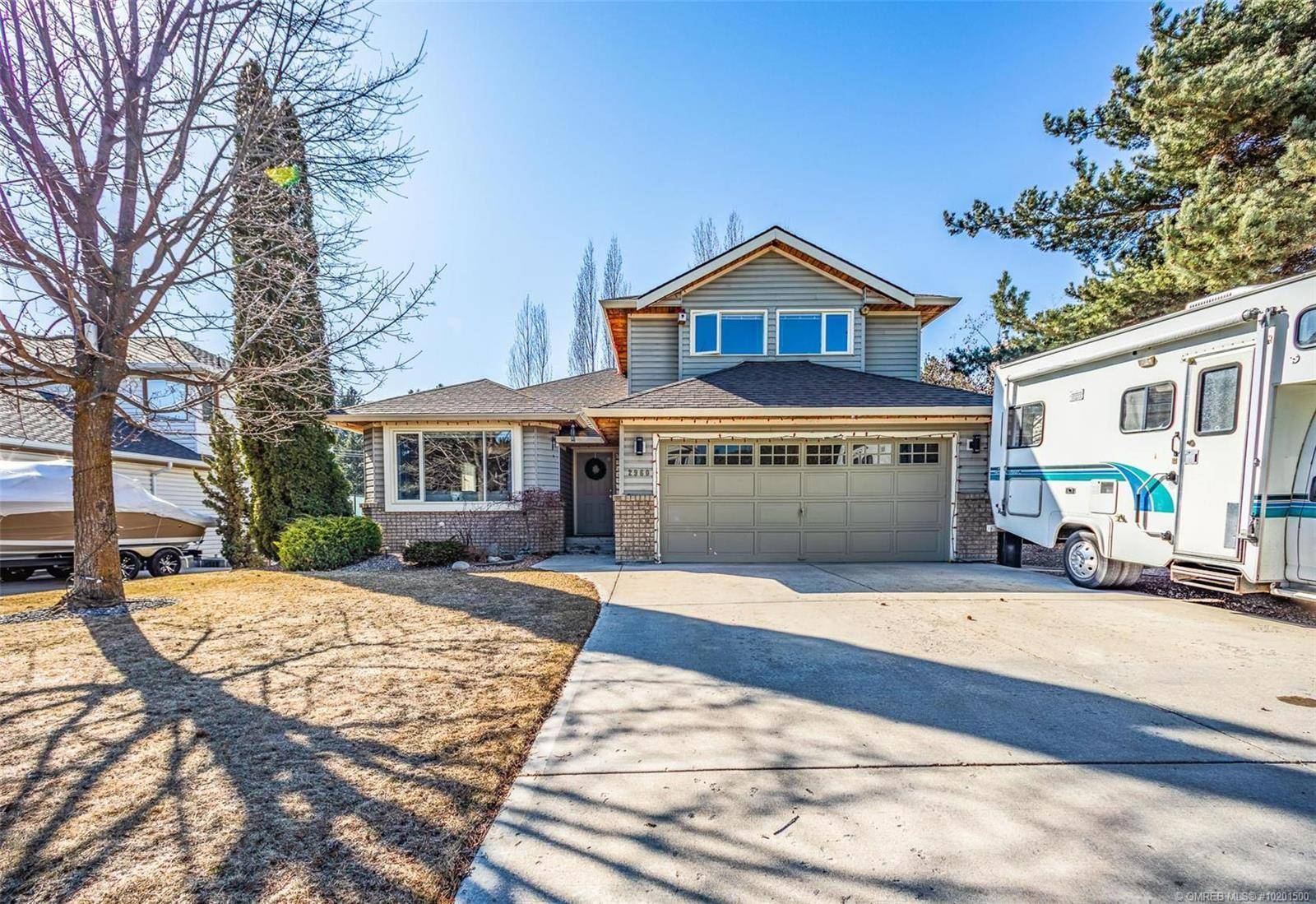 House for sale at 2960 Shannon Pl West Kelowna British Columbia - MLS: 10201500