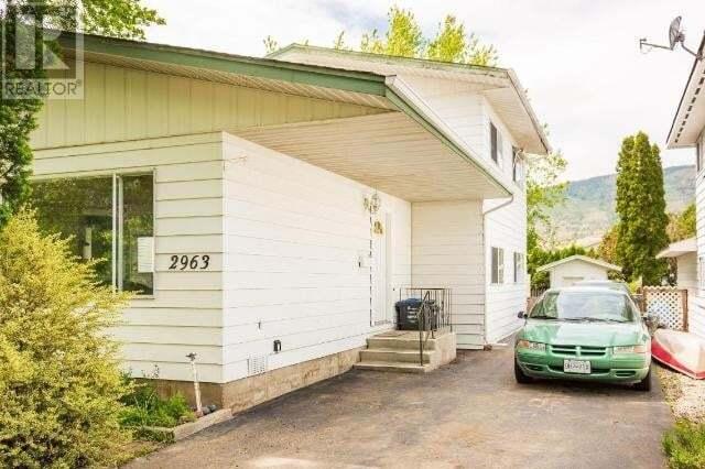 House for sale at 2963 Paris St Penticton British Columbia - MLS: 183863