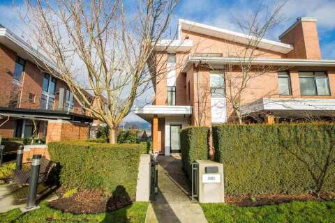 Townhouse for sale at 2965 Wall St Vancouver British Columbia - MLS: R2460786