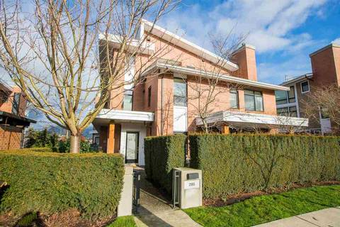 Townhouse for sale at 2965 Wall St Vancouver British Columbia - MLS: R2432270