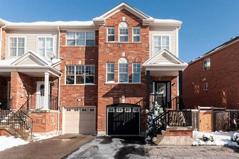 Townhouse for sale at 2966 Garnethill Wy Oakville Ontario - MLS: W4633878