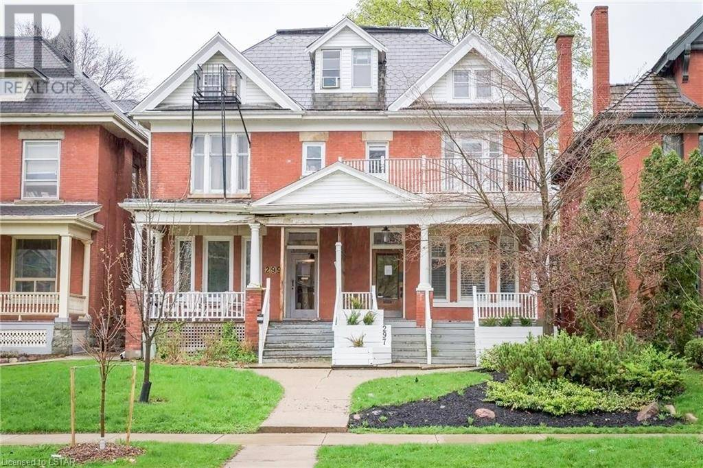 House for rent at 297 Central Ave London Ontario - MLS: 214631