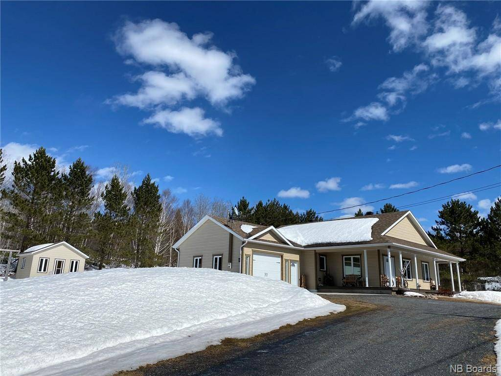House for sale at  297 Chemin Lac Baker New Brunswick - MLS: NB042359