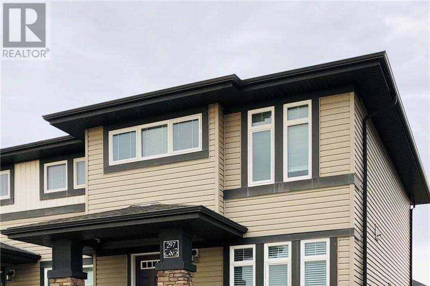 Townhouse for sale at 297 Coalbanks Blvd West Lethbridge Alberta - MLS: ld0190602