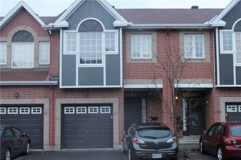 Townhouse for sale at 297 Freedom Pt Ottawa Ontario - MLS: 1147077