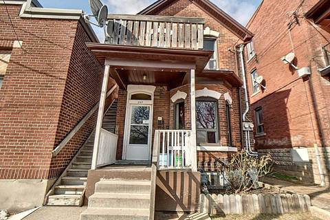 Townhouse for sale at 297 Mary St Hamilton Ontario - MLS: X4696510