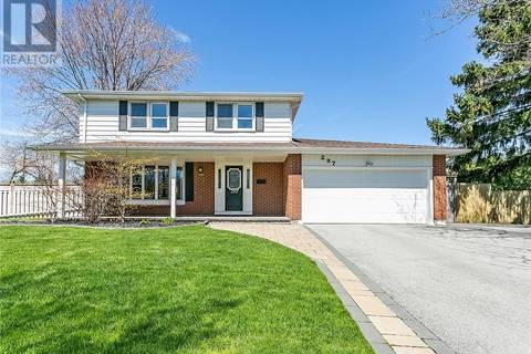 House for sale at 297 Sunset Dr Oakville Ontario - MLS: 30733742