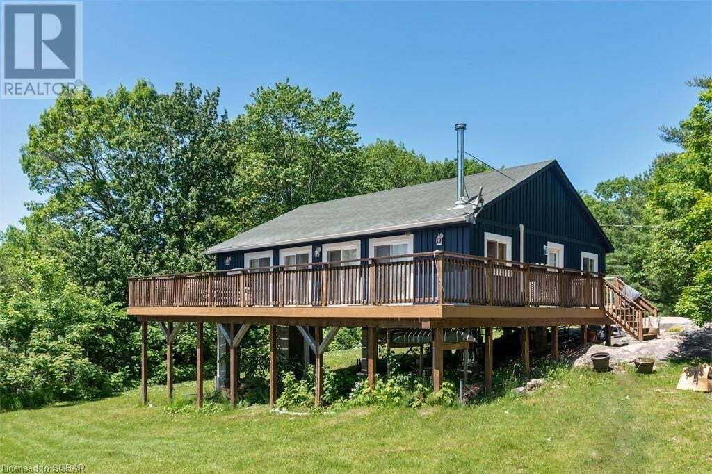 House for sale at 2974 Island 1040/little Beausoleil Is Honey Harbour Ontario - MLS: 268401