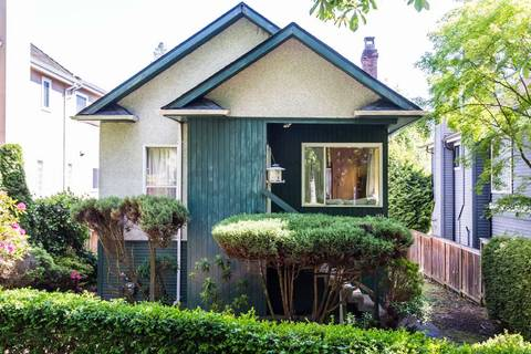 House for sale at 2974 42nd Ave W Vancouver British Columbia - MLS: R2370354