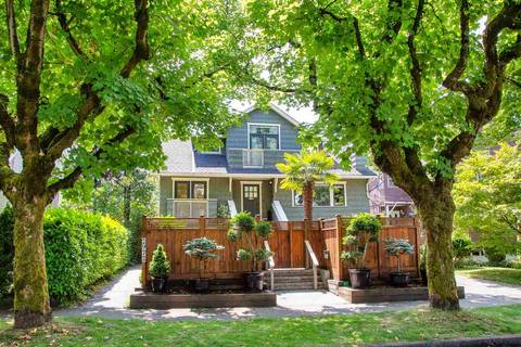 Townhouse for sale at 2974 6th Ave W Vancouver British Columbia - MLS: R2390632