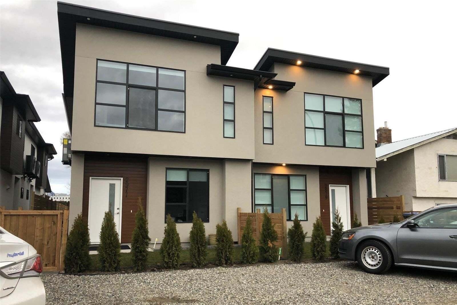 Townhouse for sale at 2977 Conlin Ct Kelowna British Columbia - MLS: 10201741