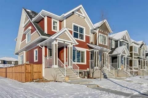 Townhouse for sale at 298 Fireside Dr Unit 298 Cochrane Alberta - MLS: C4281383