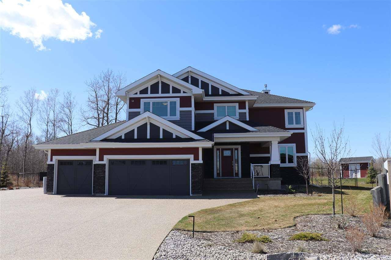 Buliding: 52320 Rge Road, Rural Strathcona County, AB