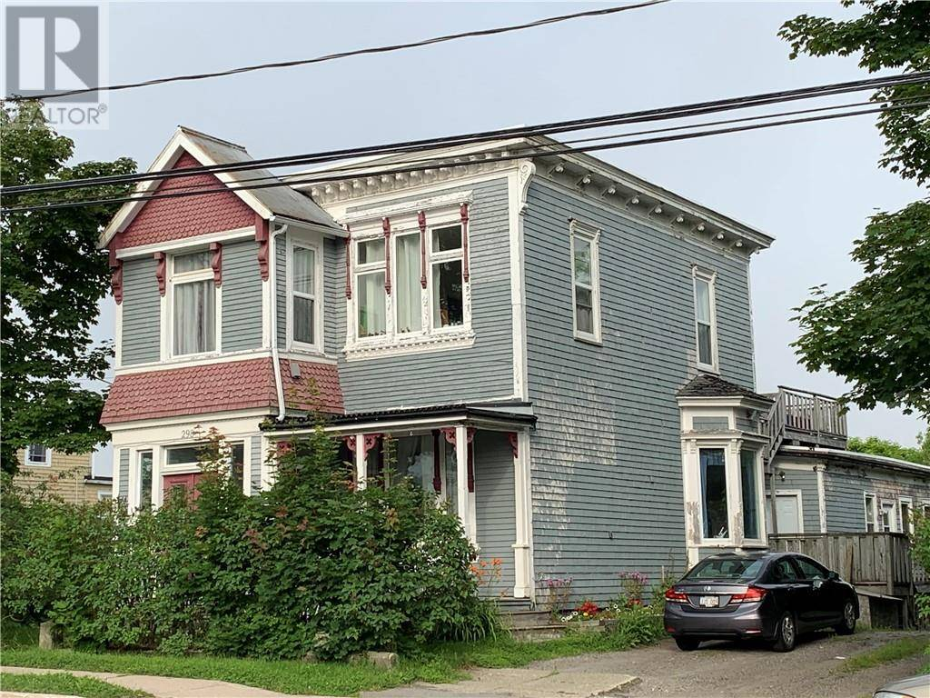 Townhouse for sale at 298 Douglas Ave Saint John New Brunswick - MLS: NB030451
