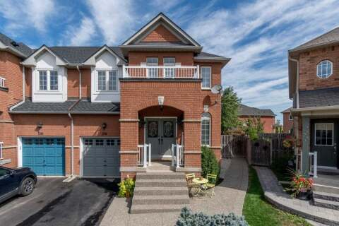 Townhouse for sale at 298 Fasken Ct Milton Ontario - MLS: W4902157