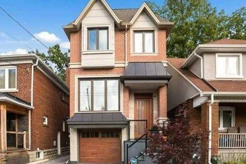 House for sale at 298 Manor Rd Toronto Ontario - MLS: C4607729