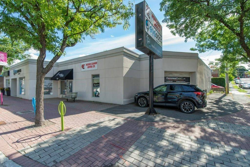Commercial property for sale at 298 Richmond Rd Ottawa Ontario - MLS: 1163686