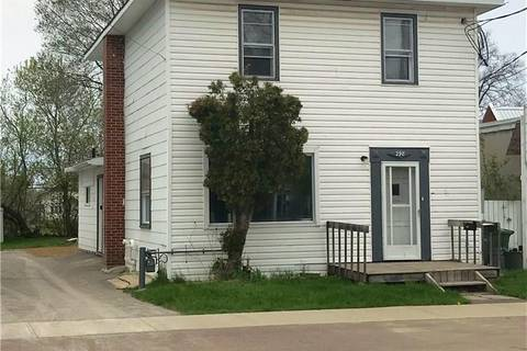 Townhouse for sale at 298 Trafalgar Rd Pembroke Ontario - MLS: 1155612