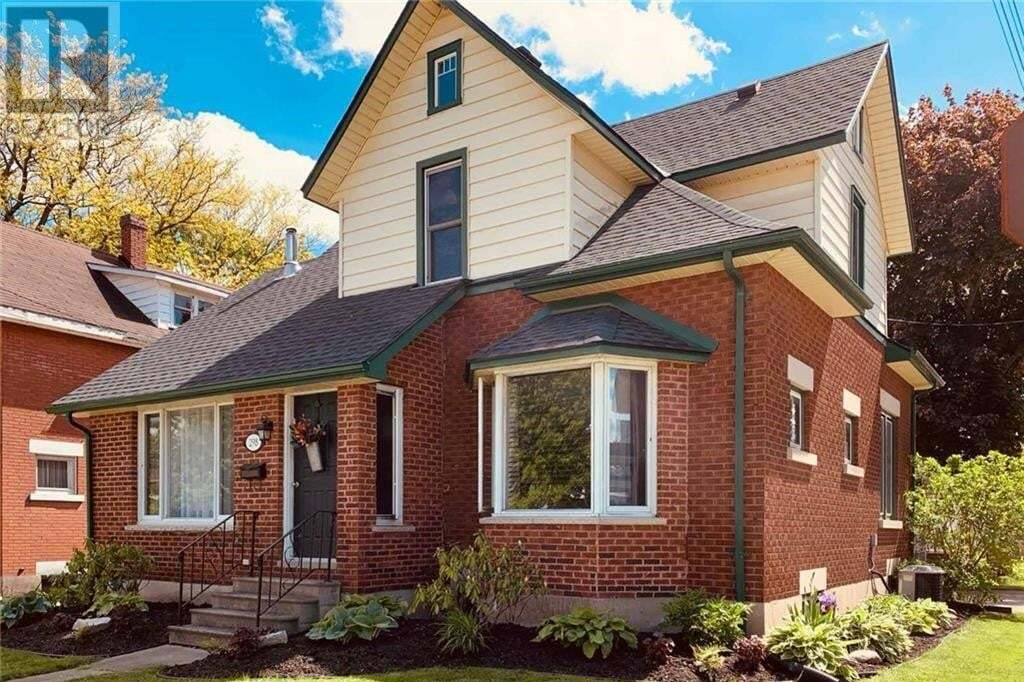 House for sale at 298 Wellington St Ingersoll Ontario - MLS: 271017