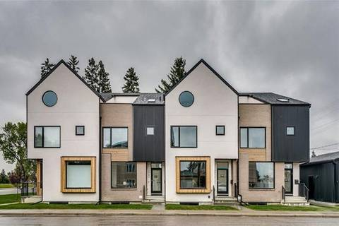 Townhouse for sale at 2980 21 Ave Southwest Calgary Alberta - MLS: C4219387