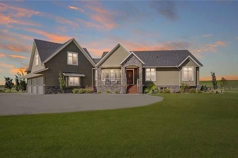 House for sale at 298084 27 St West De Winton Alberta - MLS: C4253612