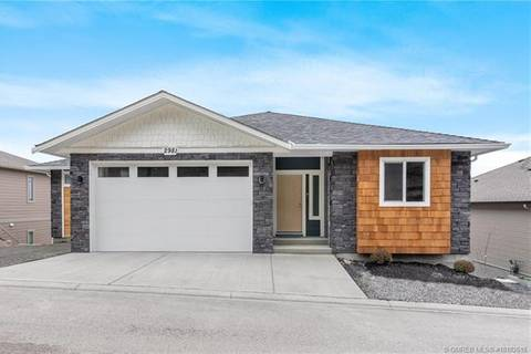 House for sale at 2981 Ensign Ln West Kelowna British Columbia - MLS: 10182618