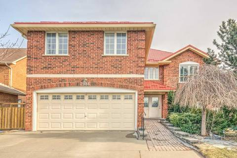 House for sale at 2986 Kingsway Dr Oakville Ontario - MLS: W4428700