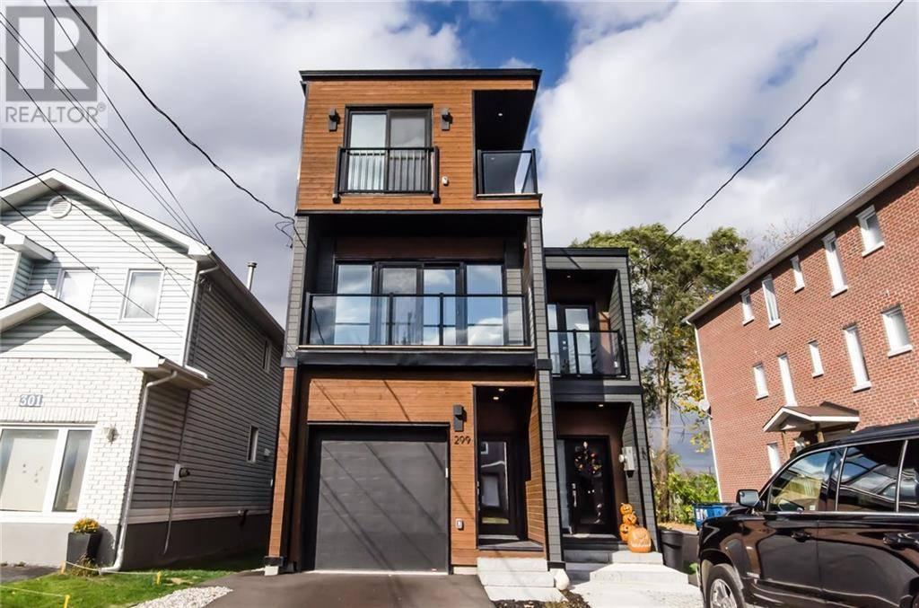 House for sale at 299 Ashton Ave Ottawa Ontario - MLS: 1173960