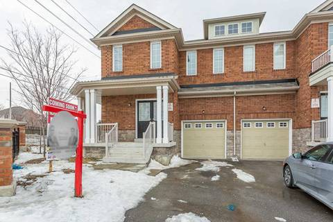 Townhouse for sale at 299 Brussels Ave Brampton Ontario - MLS: W4383722