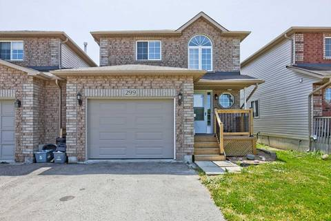 Townhouse for sale at 299 Dunsmore Ln Barrie Ontario - MLS: S4513047