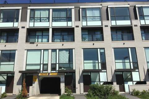 Townhouse for sale at 299 Gilmour Ave Toronto Ontario - MLS: W4871605