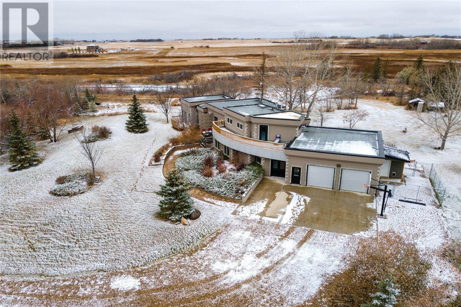 House for sale at 299 Gordon Rd Aberdeen Rm No. 373 Saskatchewan - MLS: SK834301
