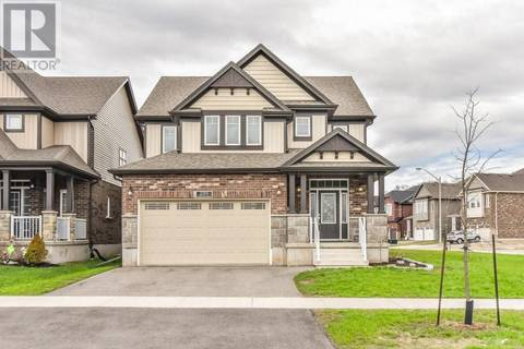House for sale at 299 Hardcastle Dr Cambridge Ontario - MLS: 30745767