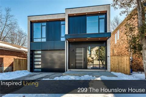 House for sale at 299 Hounslow Ave Toronto Ontario - MLS: C4728499