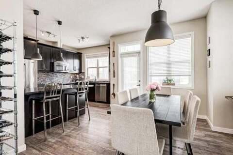 Townhouse for sale at 299 Mahogany Blvd Southeast Calgary Alberta - MLS: C4301979