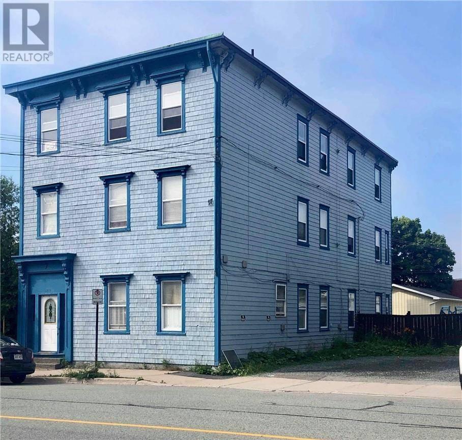Townhouse for sale at 299 Main St Saint John New Brunswick - MLS: NB030935