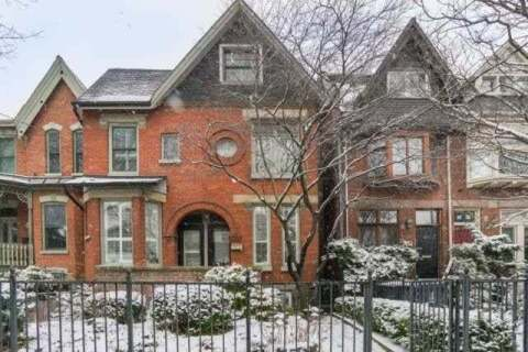 Townhouse for sale at 299 Sumach St Toronto Ontario - MLS: C4768340