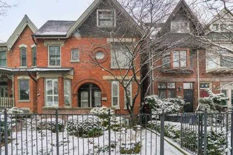 Townhouse for sale at 299 Sumach St Toronto Ontario - MLS: C4709411