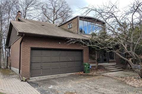 House for sale at 299 West Point Ave Toronto Ontario - MLS: E4411082