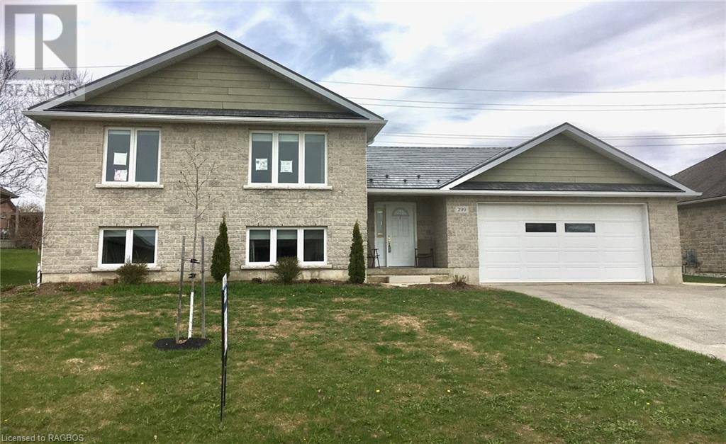 House for sale at 299 Westwood Dr Walkerton Ontario - MLS: 238309